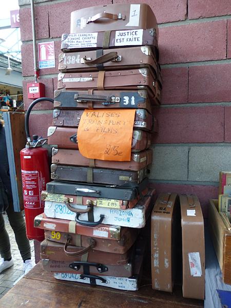 valises de cinéma