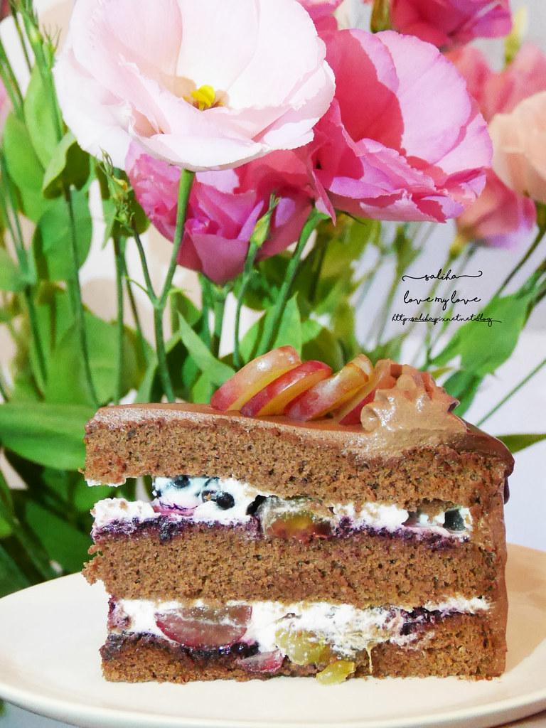 台北大安區人氣蛋糕推薦好吃甜點推薦果果Guoguo下午茶咖啡廳 (5)