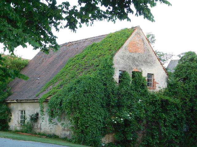 ....das alte Bauernhaus......
