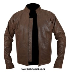 Jack Reacher Tom Cruise Leather Jacket