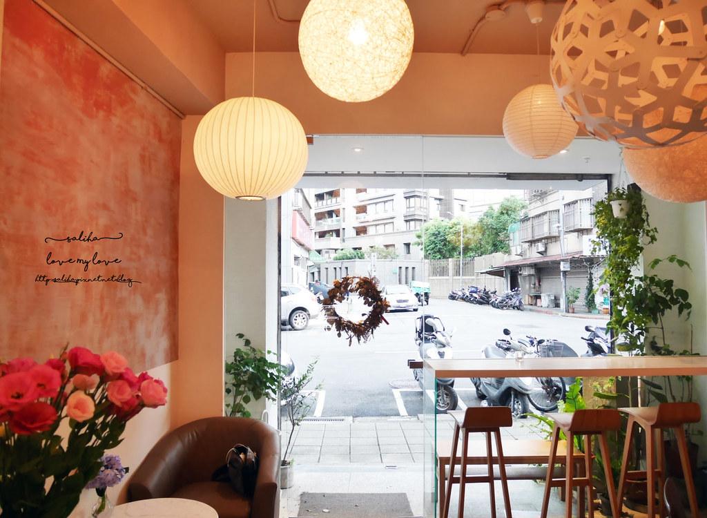 台北好吃甜點推薦果果Guoguo安東市場附近咖啡廳下午茶科技大樓站 (3)