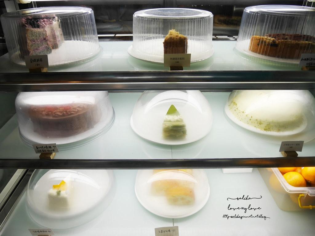 台北好吃甜點推薦果果Guoguo安東市場附近咖啡廳下午茶科技大樓站 (1)