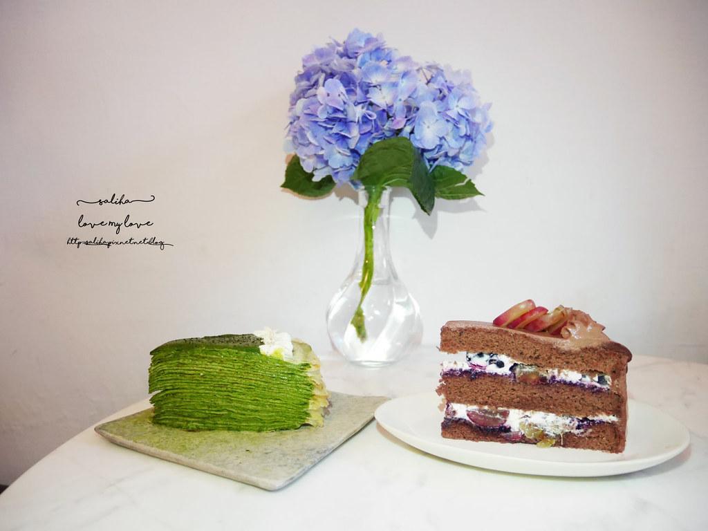 台北大安區人氣蛋糕推薦好吃甜點推薦果果Guoguo下午茶咖啡廳 (1)