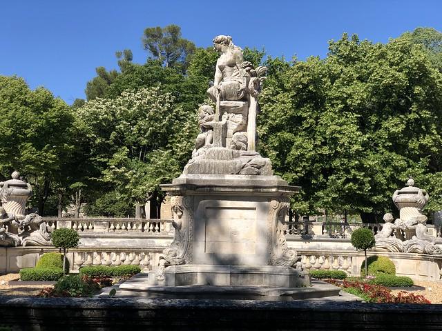 Jardins de la Fontaine (Nimes)