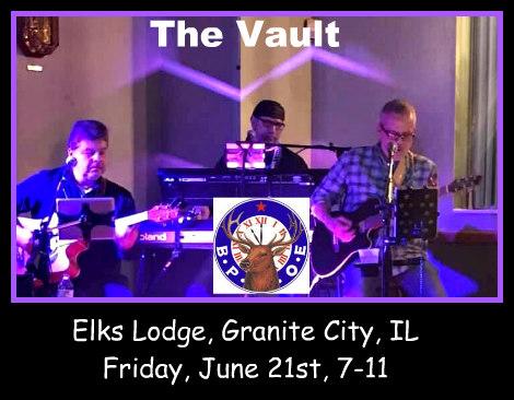 The Vault 6-21-19