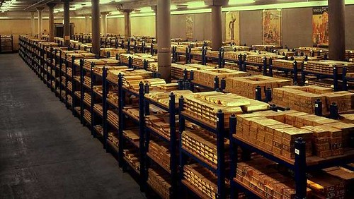 4092 What happened to Colonel Gaddafi's 143 tons of Gold after his death 05 | by Life in Saudi Arabia
