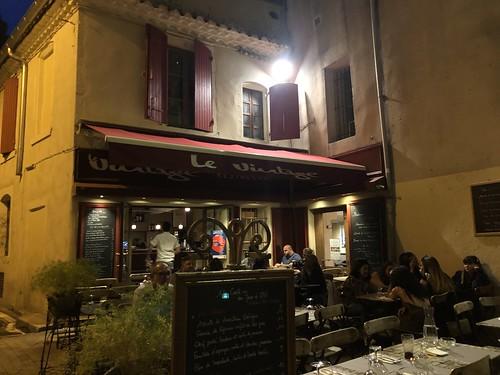 Restaurant Le Vintage (Nimes)