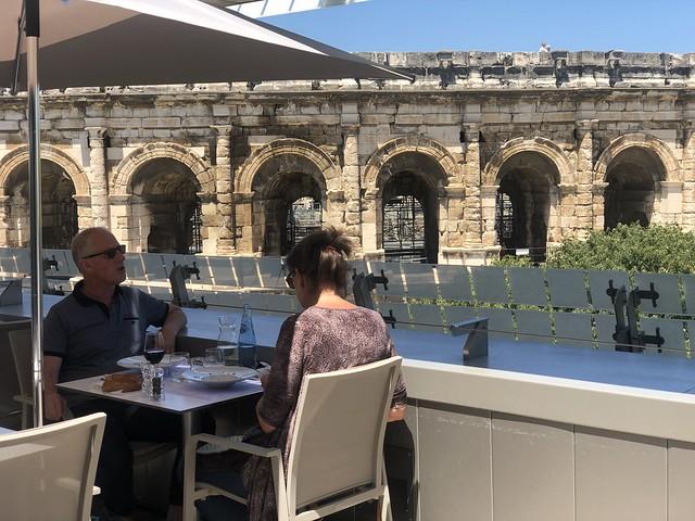 Restaurante La table du 2 en Nimes (Francia)