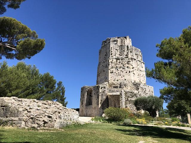 Torre Magna de Nimes (Francia)