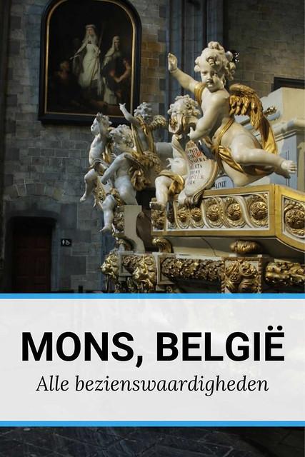 Bezienswaardigheden in Mons, België | Mooistestedentrips.nl