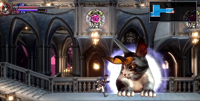 Bloodstained - Cat