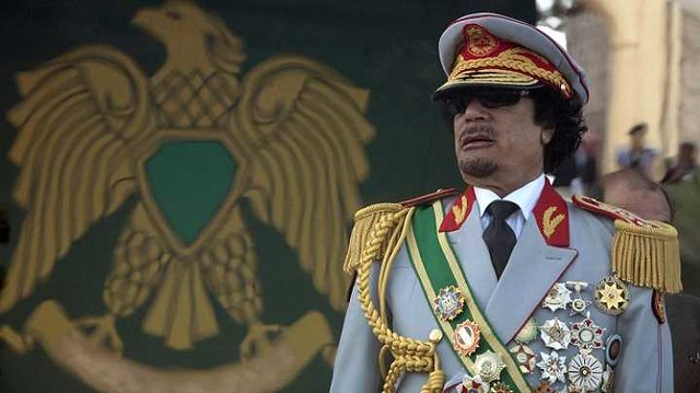 4092 What happened to Colonel Gaddafi's 143 tons of Gold after his death 02