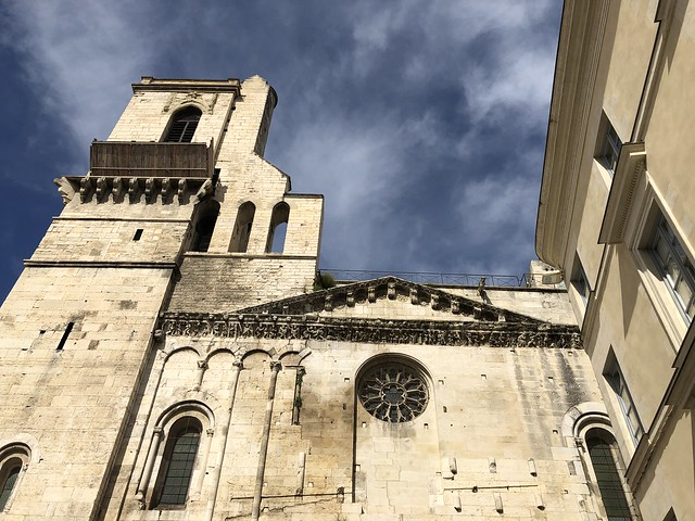 Catedral de Nimes (Francia)