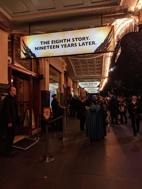 Harry Potter and the Cursed Child Melbourne