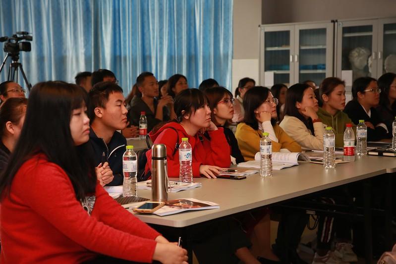 TNR training in Guangxi