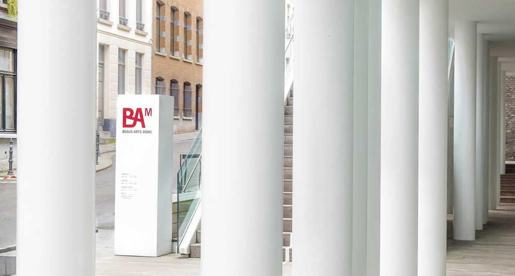Beaux-Arts Mons (foto met dank aan Visit Mons) | Mooistestedentrips.nl