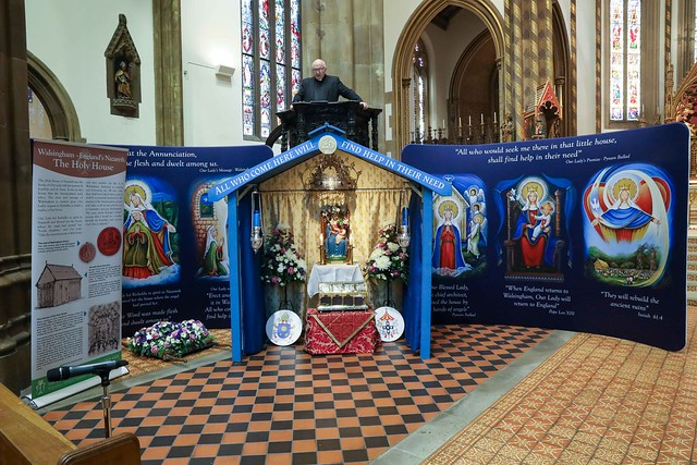 Dowry Tour of Our Lady of Walsingham