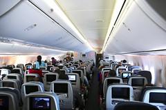 Air China CA986 San Francisco - Beijing