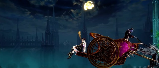 Bloodstained: Ritual Of The Night Gameplay Walkthrough - One