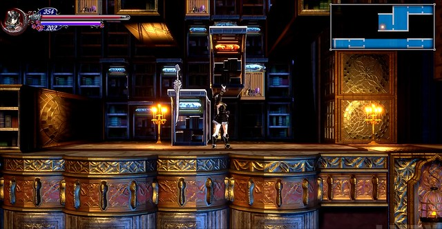 Bloodstained - Livre Ex Machina