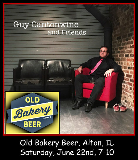 Guy Cantonwine and Friends 6-22-19