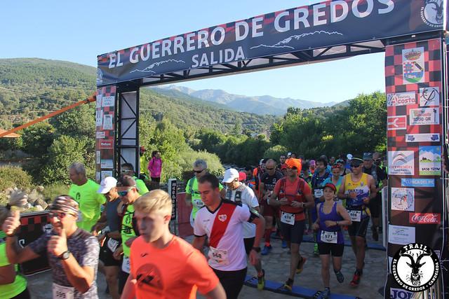 Trail El Guerrero de Gredos 2019-Salida Advanced y Fast
