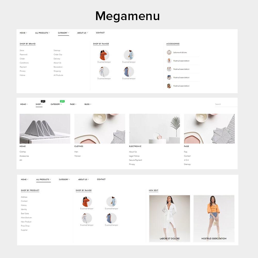 4.powerful megamenu-orico unisex fashion prestashop theme