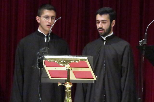 School of Ecclesiastical Music of Mount Lebanon Choir (2019) 06
