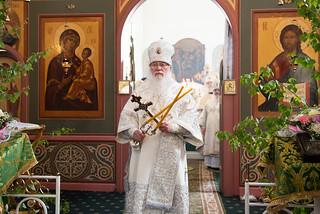 17.06.2019 | Престольный праздник в Свято-Духовом монастыре