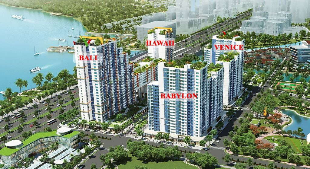 4 block New City