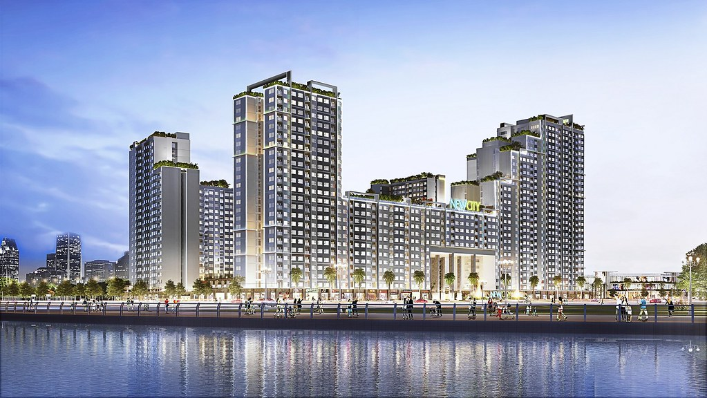 Tổng quan dự án căn hộ New City