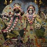 ISKCON Ujjain Deity Darshan 21 June 2019
