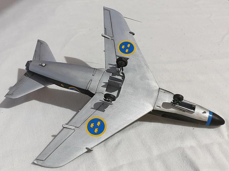 Saab A 32A Lansen Heller 1/72 48102250316_fa93cb886c_c