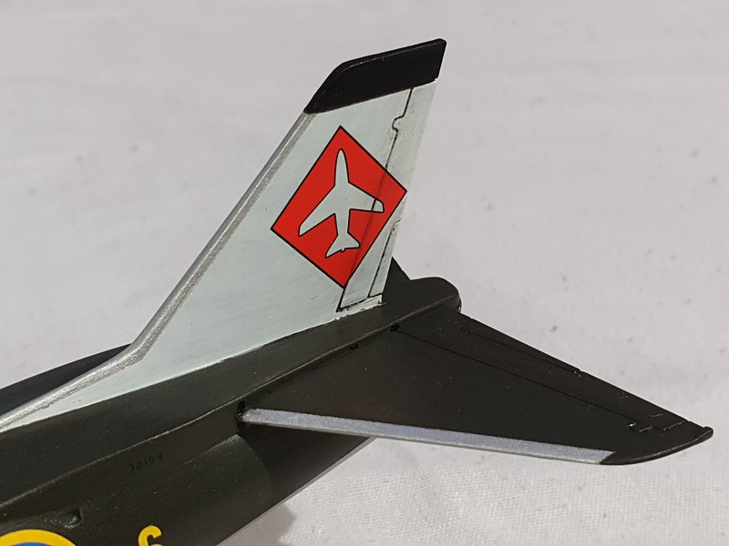 Saab A 32A Lansen Heller 1/72 48102250531_9a8a83380d_c
