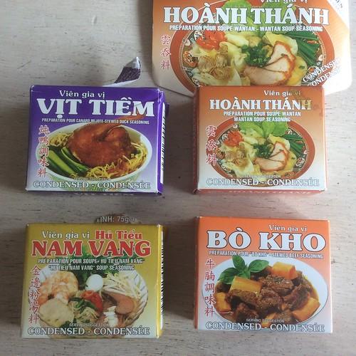Vietnamese Blokjes