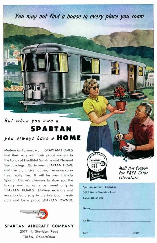 Spartan 1953
