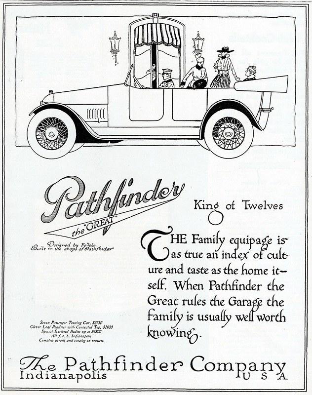 1916 Pathfinder