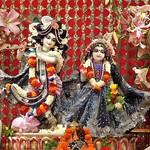 ISKCON Punjabi Bagh Deity Darshan 21 June 2019