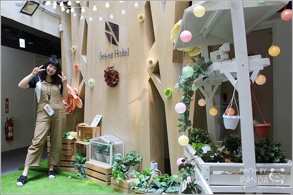 台中逢甲葉綠宿旅館 Fengjia Green Hotel (30)