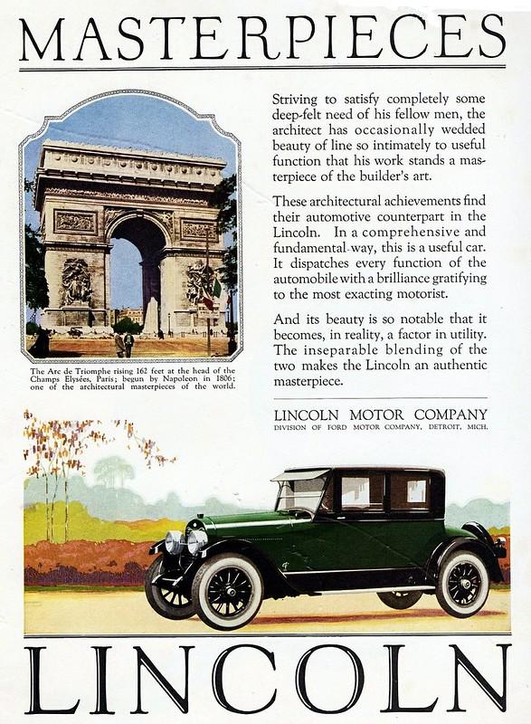 1924 Lincoln