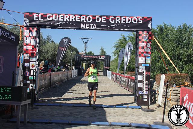 Trail Guerrero de Gredos 2019-Meta de 10:18 a 11:59