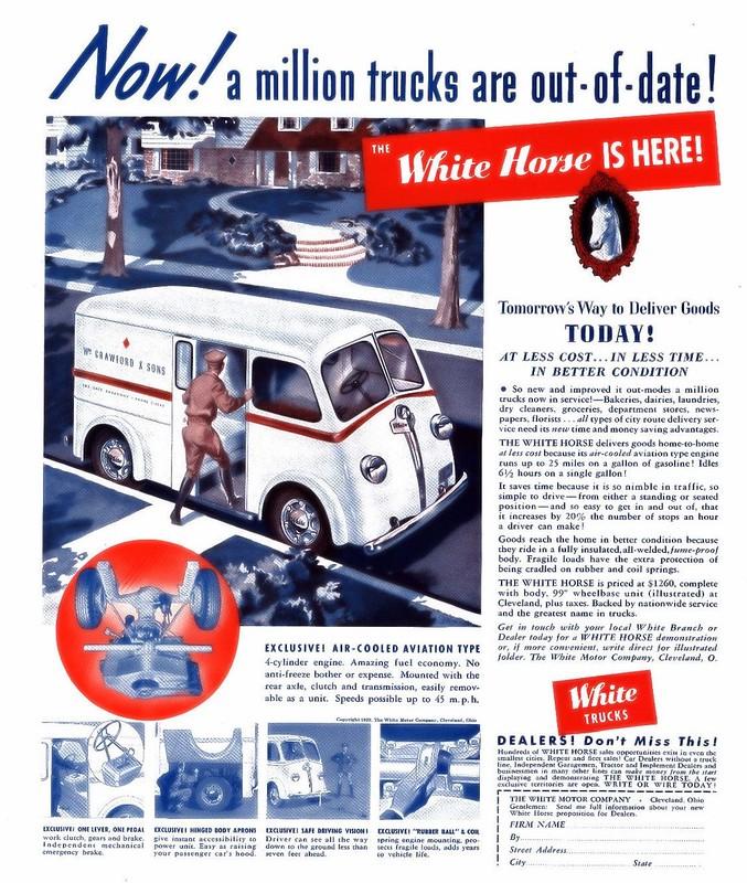 1939 White