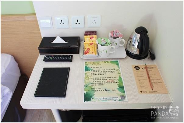 台中逢甲葉綠宿旅館 Fengjia Green Hotel (19)