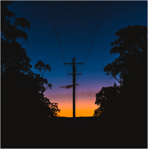 Heard From Telegraph Lines | by Eddy Summers