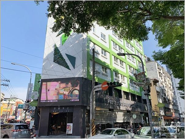 台中逢甲葉綠宿旅館 Fengjia Green Hotel (37)
