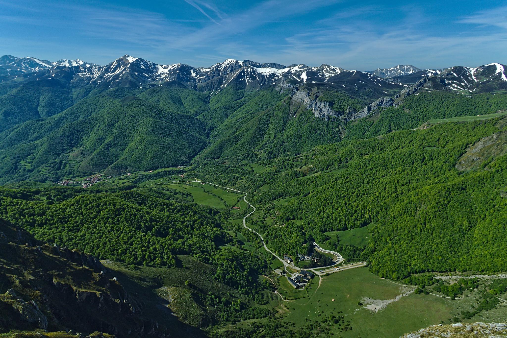 Kantabrien und Asturien