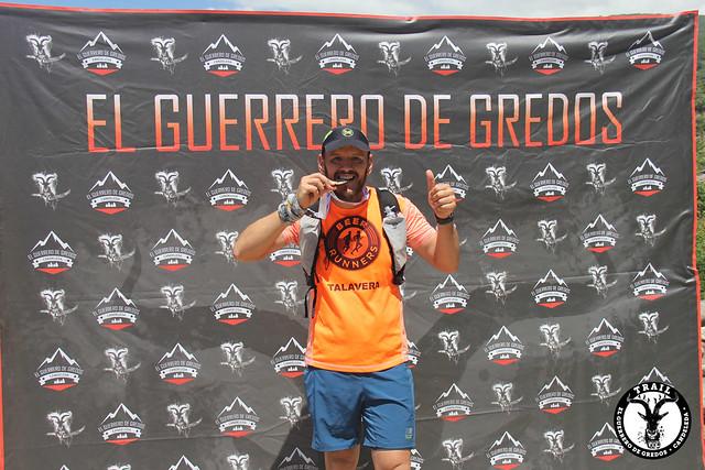 Trail Guerrero de Gredos 2019- Meta de 13:00 a 17:00