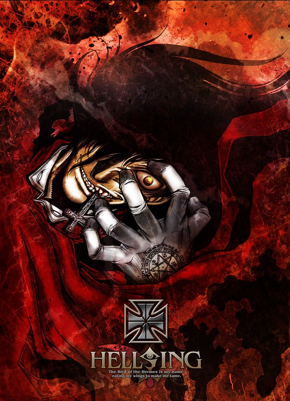 Hellsing Ultimate Alucard