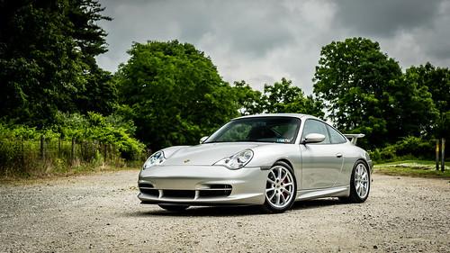 2004 Porsche 911 GT3 (996)