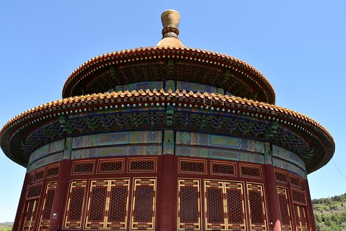 CHINE CHENGDE Pule Temple